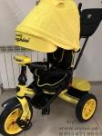 Lamborghini L5B Panorama велосипед детский (желтый)