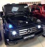 Mercedes элетромобиль G55(черный) -