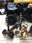 !!Самокат Maxi Scooter (черный, хаки)