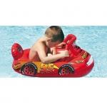 Надувная лодка Тачки, красная
