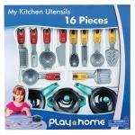"""Игровой набор """"Моя кухня"""", 16 предметов"""