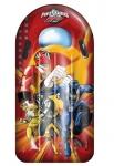 Надувная лодка с ручками и иллюминатором Power Rangers - Надувная лодка с ручками и иллюминатором Power Rangers