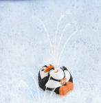 Игрушка для ванной (пингвиненок)