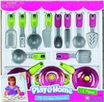"""Игровой набор """"Моя кухня"""", розовая"""