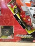 Машинка Формула1 Феррари, Bburago Ferrari F10 1:32