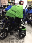 """Велосипед """"Lamborghini L4 с поворотным сиденьем (зел)"""