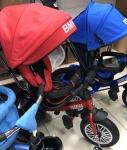 Велосипед BMW-2 (красный) -