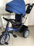 Велосипед BMW-2 (синий) -
