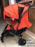 Коляска детская прогулочная SkillMax2020 (оранжевая)