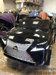 !Детский электромобиль Lexus (черный)