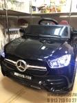 !Электромобиль Mercedes (черный)