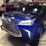 Электромобиль Lexus570 (черный)