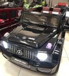 !!Электромобиль Mercedes G65 (чёрный лак)