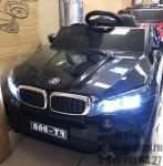 !Электромобиль BMW X6  (черный)
