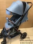 Коляска детская Teknum (голубая)