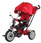 !Велосипед трехколесный YLT (красный)