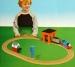 Железная дорога Томас с углем