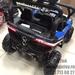 Багги, электромобиль с пультом (синий big)