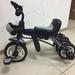 !Велосипед-колсяка-беговел (синий)