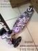 Самокат MaxiScooter (фиолетовый принт)