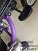 !Велосипед FBebe(фиолетовый, лён)