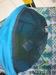 Санки-коляска Умка 3-1 (Вязаный бирюзовый)