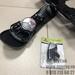 Снегокат Ника с фарой СНД3 (Гонки черные)