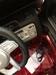 !Электромобиль Mercedes G65 mini (бордовый)