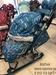 Коляска-санки Ника 7-8 Sport (синие)